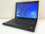 ThinkPad T400 (7417-RP6) [MS Office Personal 2003]